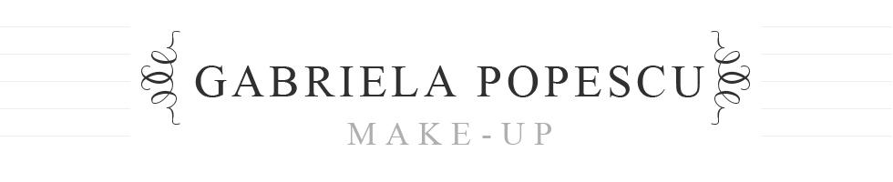 Gabriela Popescu Make-up